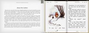 iPad screenshots Apple e-Reading Software
