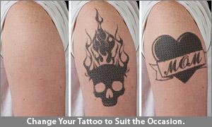 ThinkGeek now selling E-ink Tattoos! humor