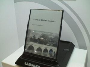SID Dispay Week: Samsung color epaper, transparent LCDs Conferences & Trade shows e-Reading Hardware