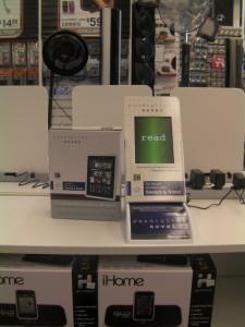 Pandigital Novel now in stock at BBB w\floor model e-Reading Hardware