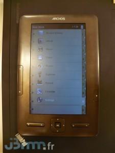 Archos have an e-reader? e-Reading Hardware