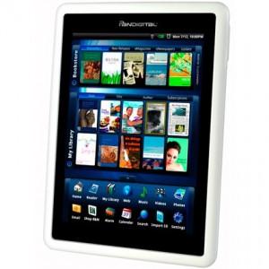 Pandigital Novel shows up in Canada, uses Kobo ebookstore e-Reading Hardware