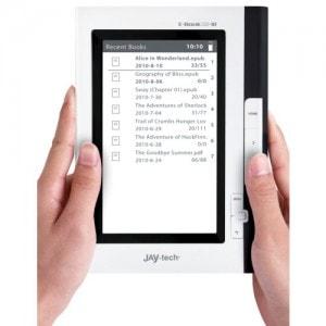 "Jay-tech EB10 - 7"" LCD e-reader for 119€  e-Reading Hardware"