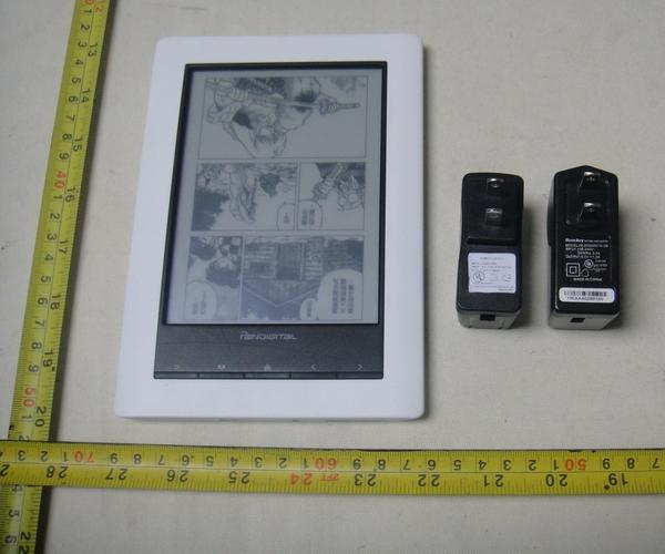 "Pandigital's new 6"" e-reader hits the FCC e-Reading Hardware"