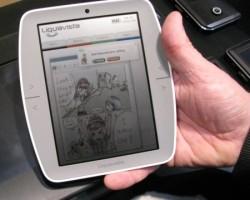 Confirmed: Samsung bought Liquavista e-Reading Hardware