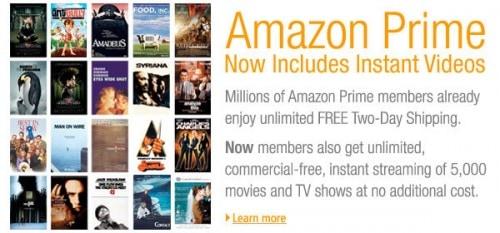 Amazon now going after Netflix Amazon