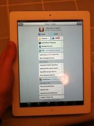 iPad 2 Jailbroken e-Reading Hardware
