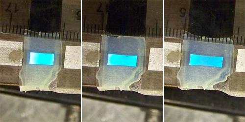 Stretchable/Foldable OLED Raises new Hopes for Screen Tech (video) e-Reading Hardware