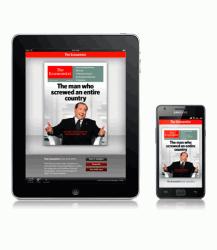 <em>The Economist</em> is now available on Android Uncategorized