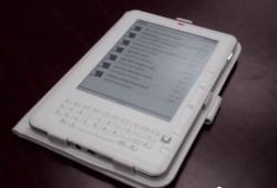 3M eReader caught on Film e-Reading Hardware