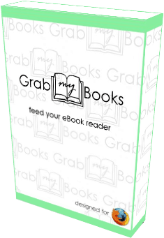 GrabMyBooks is the New & Best way to Copy Webpages to your E-reader ebook tools