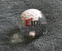 e-ink ball