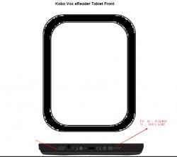 Kobo's New eReader Clears the FCC e-Reading Hardware