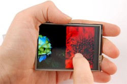 Microtouch - a sub $100 DIY eBook Reader (video) e-Reading Hardware