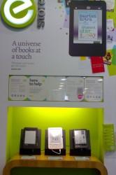 Eason Now Has an eReader Dept in 25 Bookstores e-Reading Hardware