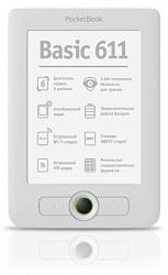 "Pocketbook to Launch New 6"" E-reader e-Reading Hardware"