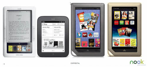 Nook Color Price Cut Starts Today - $199 e-Reading Hardware