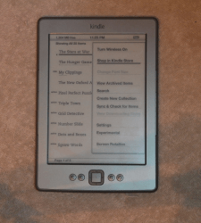 Review: Amazon Kindle Basic (K4) Reviews
