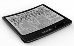 Wexler's Flexible eReader Shows up at IFA (video) e-Reading Hardware