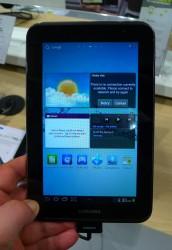 Samsung Galaxy Tab 2 7.0 Review Roundup Reviews