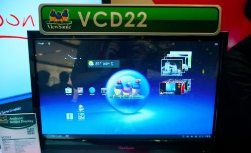 "ViewSonic Launches 22"" Wireless Monitor e-Reading Hardware"