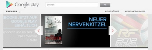 Google eBookstore Launches in Germany eBookstore Google Books