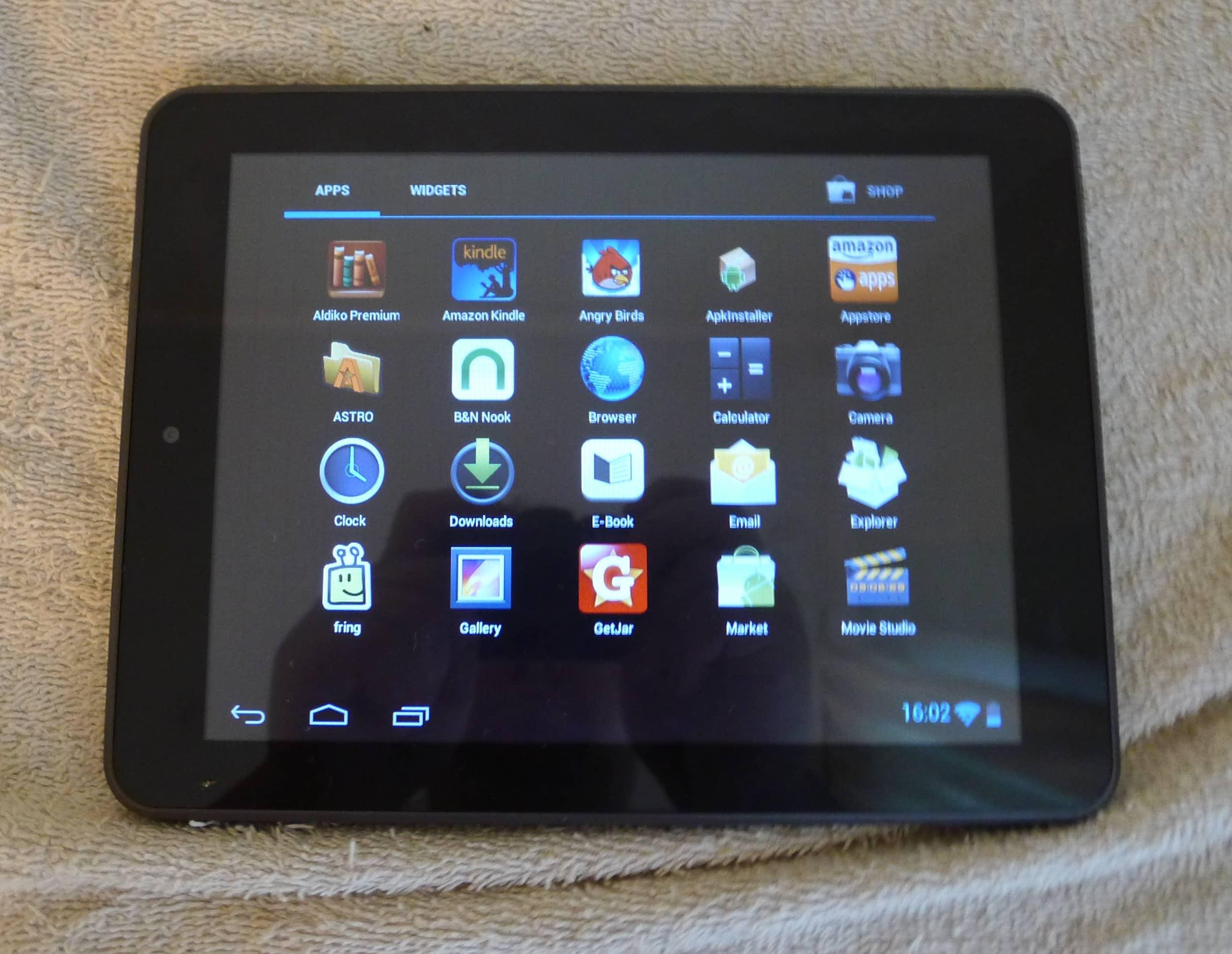 Nextbook 8 Tablet
