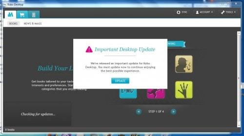 Kobo PC App is Holding My eBooks Hostage Uncategorized