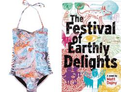 New Tumblog Matches Book Covers to Bikinis humor