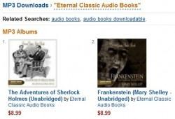 Amazon now Selling Computer Generated Audiobooks Amazon Audiobook