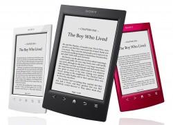 Sony T2 reader