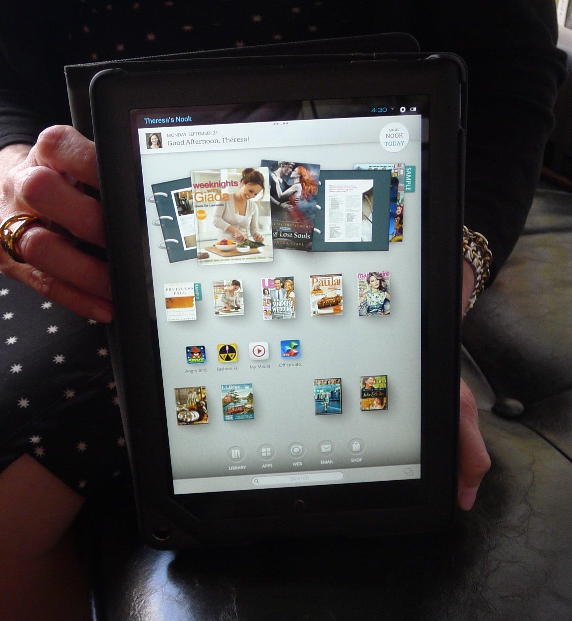 Image result for Nook HD Tablet