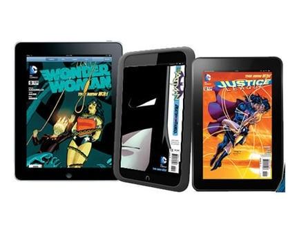 Diamond Comics Signs Digital Distribution Deal Comics & Digital Comics