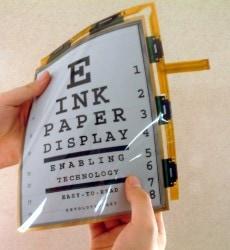 Thanks to Apple, E-ink Reports Profits Up Last Quarter e-Reading Hardware Screen Tech