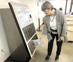 Drexel University Installs New Laptop Lending Kiosk e-Reading Hardware