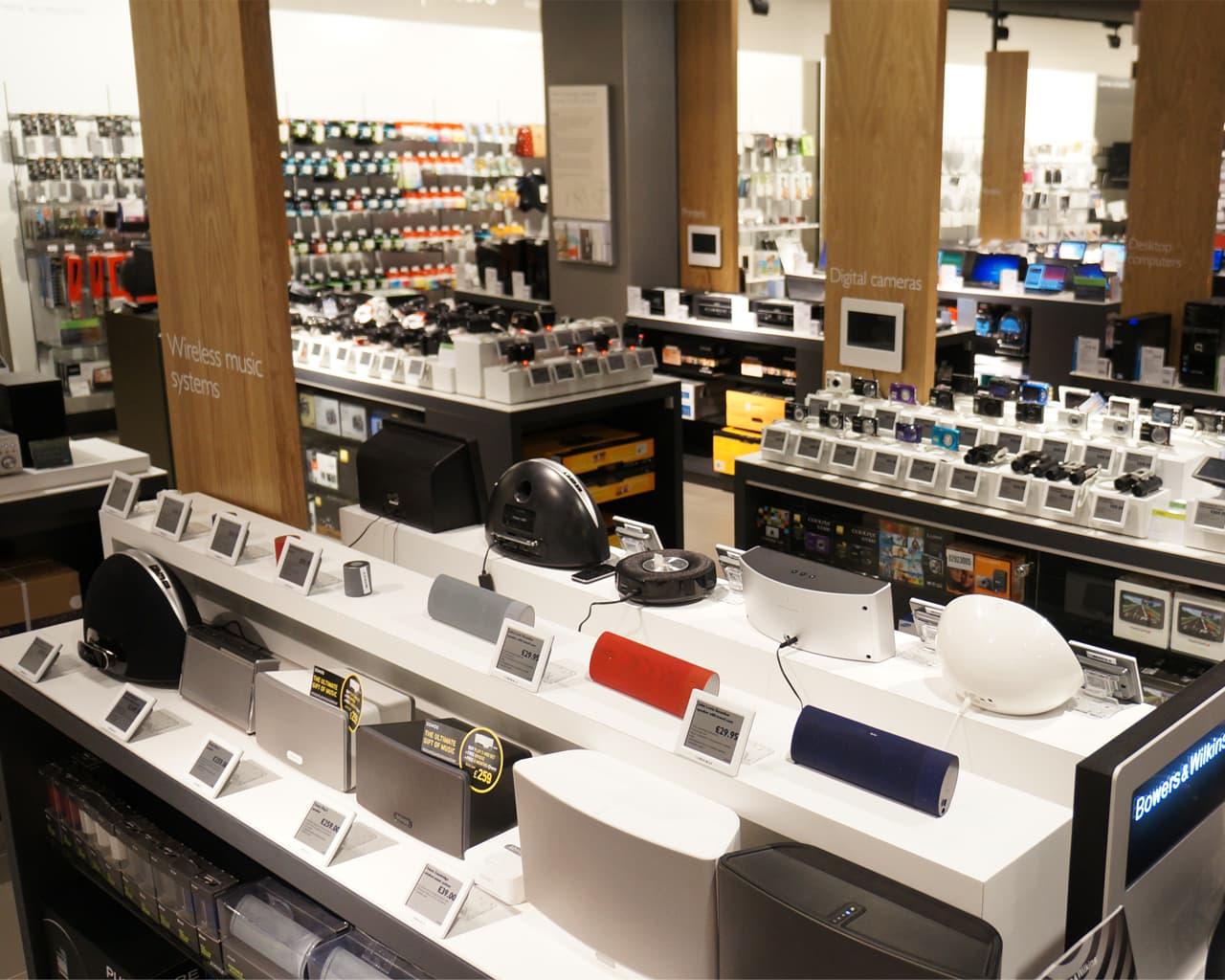 Uk Retailer John Lewis To Install Epaper Shelf Labels