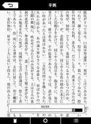 Toshiba Launches New eReader in Japan - BookPlace Mono e-Reading Hardware eBookstore