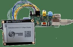 E-ink, ePaper, and the DIY Market e-Reading Hardware