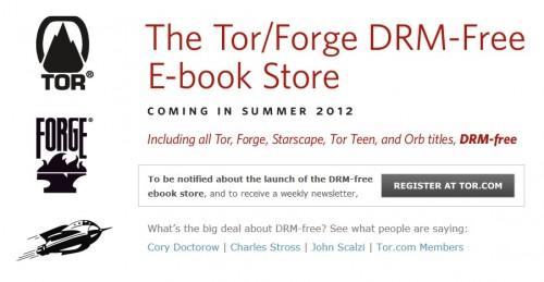 Tor.com eBookstore Turns One eBookstore