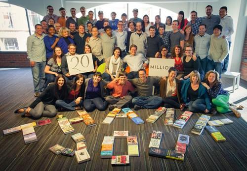 Goodreads Added 4 Million Members in 4 Months Social Media