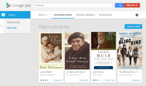 Google Play Books is Now Available in 9 More Countries in Europe eBookstore