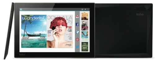 "Kobo Launches New 6"" eReader, New 7"" and 10"" Android Tablets e-Reading Hardware"