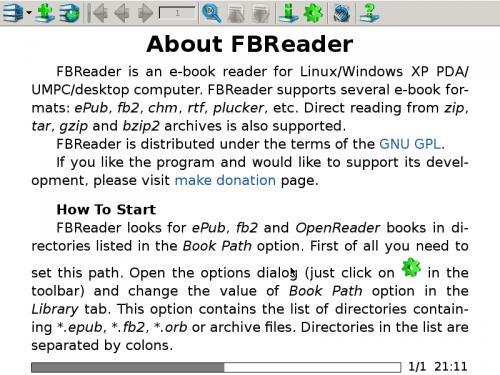 kobo debian linux tablet 3