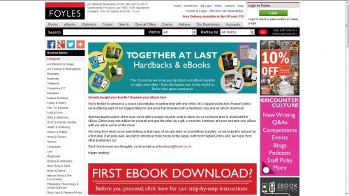 HarperCollins to Test Overpriced eBook Bundles in the UK Uncategorized