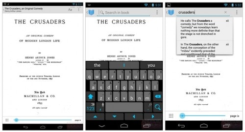 google play books v3