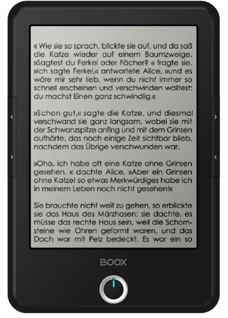 Onyx Boox T68 Now Available on Amazon.com - $199 Amazon E-ink e-Reading Hardware