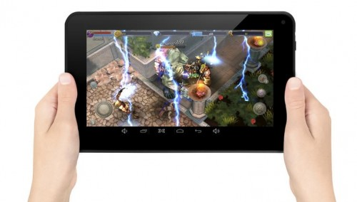 Ematic Launches Their First $99 Quad-Core Android Tablet e-Reading Hardware
