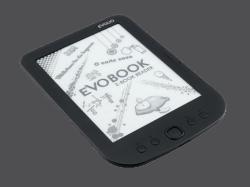 Evolio Launches Evobook 3 in Romania e-Reading Hardware