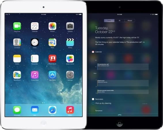 iPad Mini Ships Today - Runs on an Underclocked A7 Chip e-Reading Hardware