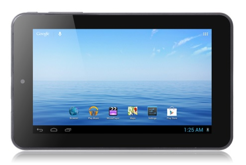 E-Fun Launches a New $80 Android Tablet e-Reading Hardware